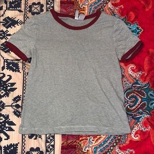 This basic tee from H&M had been worn once.